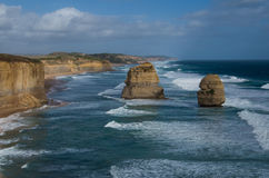 Great Ocean Road 15. Travel along the Great Ocean Road in Victoria Australia Royalty Free Stock Images