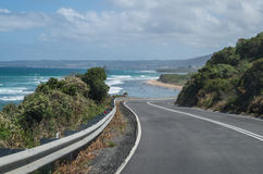 Great Ocean Road 11. Travel along the Great Ocean Road in Victoria Australia Royalty Free Stock Photography