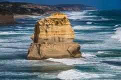 Great Ocean Road 14. Travel along the Great Ocean Road in Victoria Australia Stock Images
