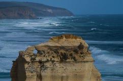 Great Ocean Road. Travel along the Great Ocean Road in Victoria Australia Royalty Free Stock Image