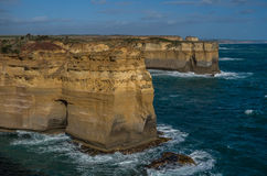 Great Ocean Road. Travel along the Great Ocean Road in Victoria Australia Royalty Free Stock Photography