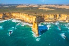 Great Ocean Road in Victoria Australia Royalty Free Stock Photos