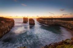 Great Ocean Road Victoria Australia Island Arch Royalty Free Stock Image