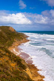 Great Ocean Road View, Victoria, Australia Royalty Free Stock Images