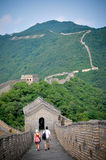 Great Of Wall Of China Stock Photography