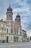 Great and Old Synagogue Royalty Free Stock Images