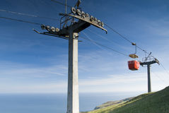 Great Orme Cable Car Stock Photos