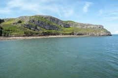 Great Orme, Llandudno, North Wales stock images