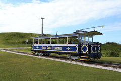 Great Orme Tramway Stock Photo