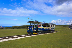 Great Orme Tramway Royalty Free Stock Photography
