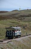 Great Orme Tramway in Llandudno Stock Photos