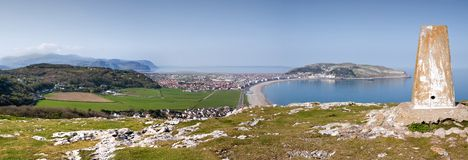 Great Orme View Royalty Free Stock Photo