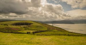 Great Orme, Wales. Royalty Free Stock Photos