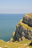 Great ormes head Royalty Free Stock Image