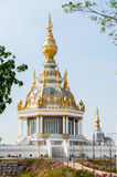 Great pagoda sree tri loke a taath. A wonderful with nice construction,decorated with golden sight Stock Photos