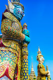 Great Palace Bangkok Royalty Free Stock Photo