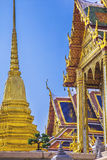 Great Palace Bangkok Thailand. In the Royal Palace of the Great Palace Bangkok Thailand Stock Image