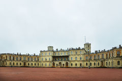 Great Palace in Gatchina, town near Saint Petersburg Royalty Free Stock Photo