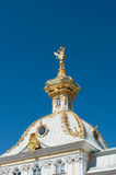 Great Peterhof Palace Stock Images