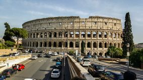 Coliseum at its Finest Royalty Free Stock Photos