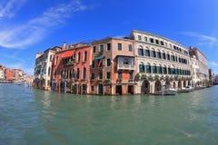 Great photo Venetian palazzo Royalty Free Stock Photo