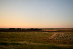 Great Plains 免版税图库摄影