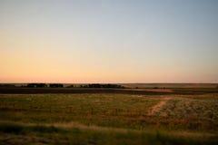 Great Plains Royaltyfri Fotografi