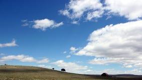 Great Plains USA Royaltyfri Foto