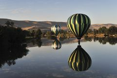 The Great Prosser Balloon Rally Royalty Free Stock Photography