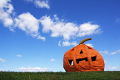 The great pumpkin Royalty Free Stock Image