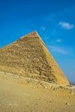 Great Pyramid Stock Photography