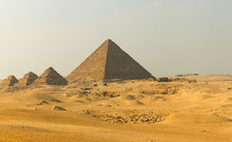 Great Pyramid Stock Photos