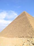 Great Pyramid Stock Photography