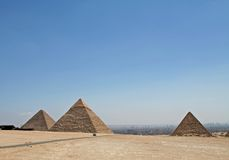 Great Pyramid Stock Images