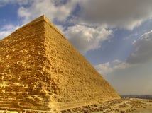 Great pyramid Royalty Free Stock Photography