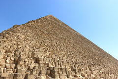 The Great Pyramid of Giza Royalty Free Stock Image