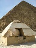 Great Pyramid of Giza stock photo