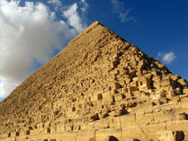 Great Pyramid of Giza, Egypt Royalty Free Stock Images