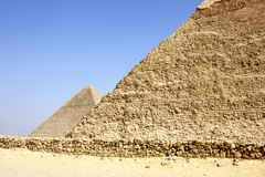 The great pyramid of Giza ,Egypt Stock Photography