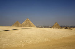 The Great Pyramids Stock Images