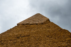 Great Pyramids. Egypt Royalty Free Stock Images