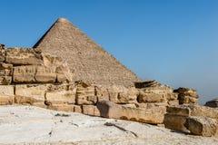Great Pyramids. Egypt Royalty Free Stock Photo