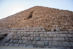 Great Pyramids. Egypt Stock Photography
