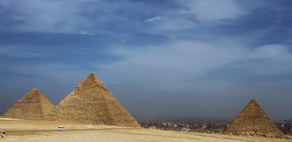 Great Pyramids Stock Photos