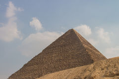 Great Pyramids of Giza, Cairo, Egypt Royalty Free Stock Images