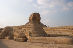 Great Pyramids of Gizah, Cairo, Egypt Royalty Free Stock Image