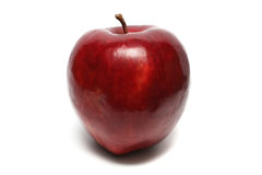 Great Red Apple Stock Photos