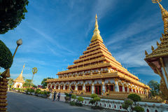 The great relics kaennakorn. This is the symbol of khonkaen northern east of thailand ,the great relics kaennakorn Royalty Free Stock Images