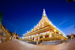 The great relics kaennakorn. This is the symbol of khonkaen northern east of thailand ,the great relics kaennakorn Royalty Free Stock Image