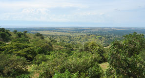 Great Rift Valley in Africa Royalty Free Stock Photo